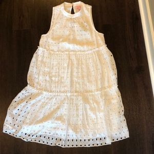 NWT Lilly Pulitzer White Indira Dress!